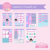 It's my birthday II | weekly sticker kit | vertical | IB-131