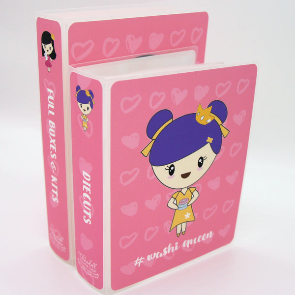 luna | custom sticker album - large | LU-901