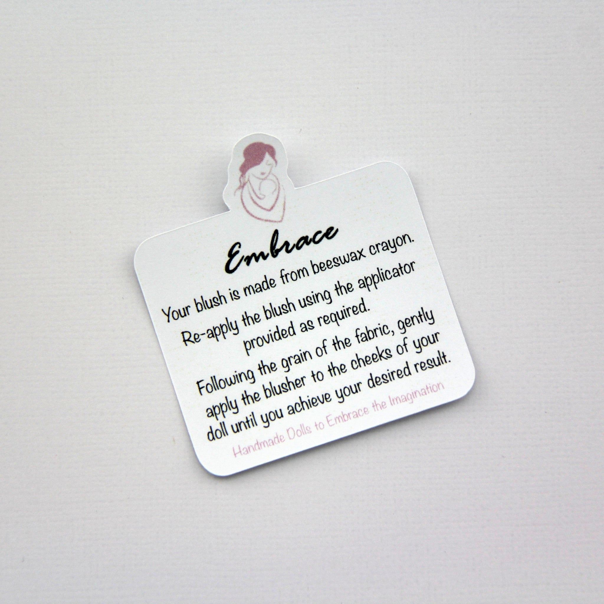 business swing tags | product care | small