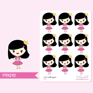 planner girl - mila - washi queen | sticker sheet | MI-107