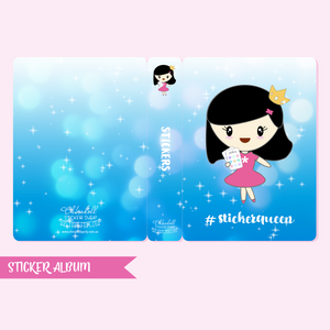 mila | custom sticker album - large | MI-901