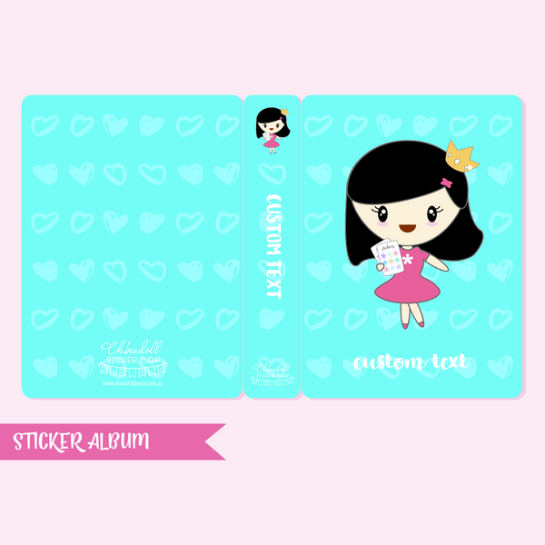 mila | custom sticker album - regular | MI-902
