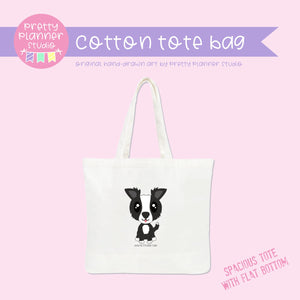 Poppy and friends - Poppy | cotton tote bag | PF-009/1