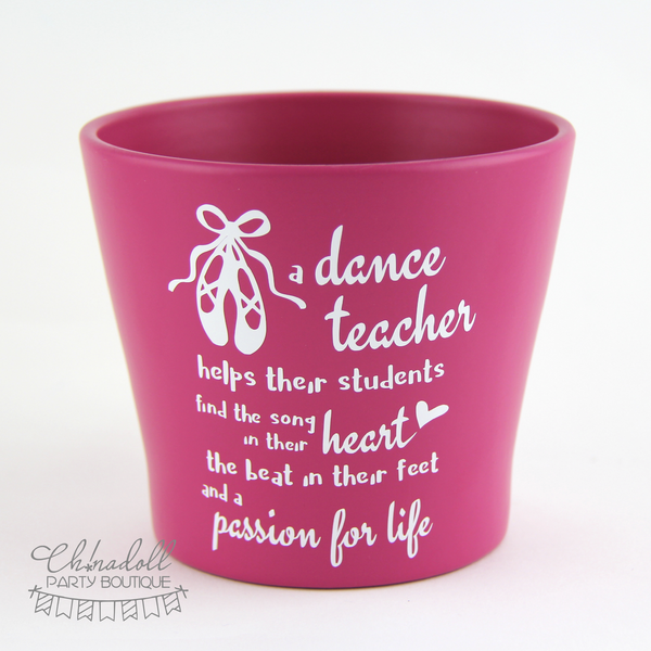 flower pot | teacher range