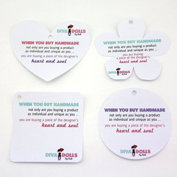 business swing tags | when you buy handmade