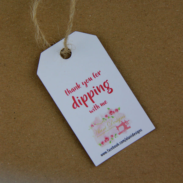business swing tags | gift