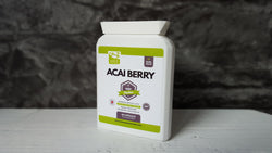 Acai Berry Capsules 1000mg