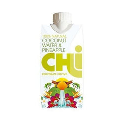 100% Coconut Water & Pineapple 330ml