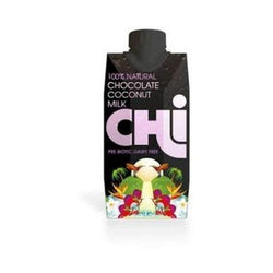 100% Nat Choc Coconut Milk 330ml