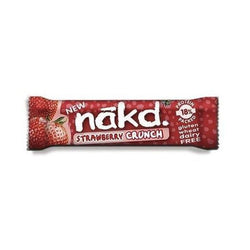 18 x Nakd Strawberry Crunch Bar 28g (18 pack)