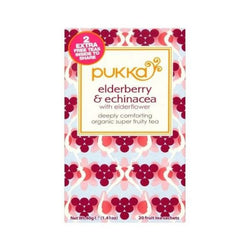 Elderberry & Echinacea Tea 20 sachet