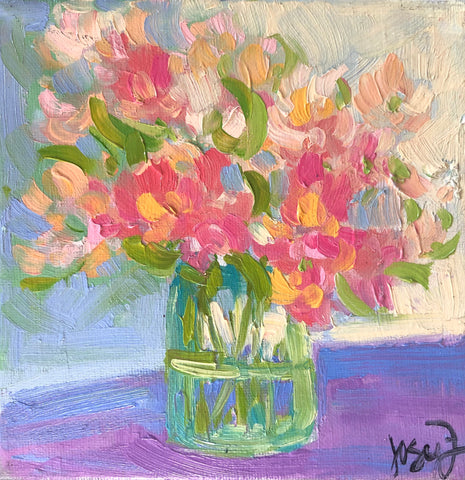 Bouquet de douceur -SOLD