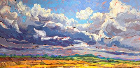 Champs en automne à Shawville- Fields in Shawville, Outaouais,Qc- SOLD
