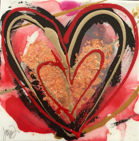 (BF) Amour passionnel - Vendu/  SOLD