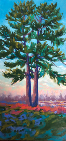 (BF) Pine trees in Russell, ON- vendu/Sold