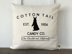 Cotton Tail Candy Company Pillow Cover - Returning Grace Designs