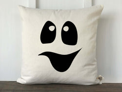 Ghost Face Pillow Cover