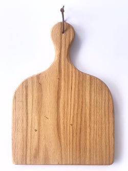Farmhouse Paddle Cutting Board/Bread Board - Returning Grace Designs