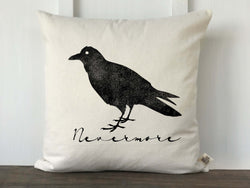 Raven Nevermore Pillow Cover