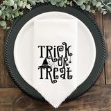 Trick or Treat Napkins
