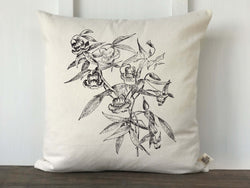 Vintage Wildflower No. 6 Pillow Cover
