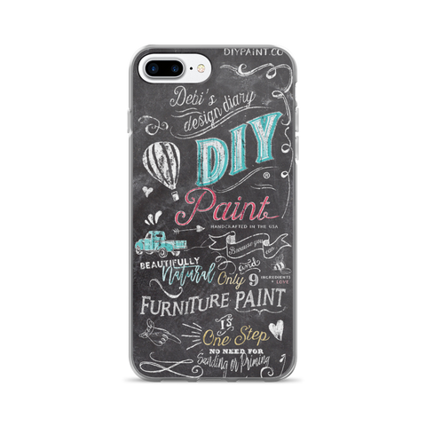 DIY Paint iPhone 7/7 Plus Case