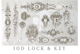 Lock and Key Mould