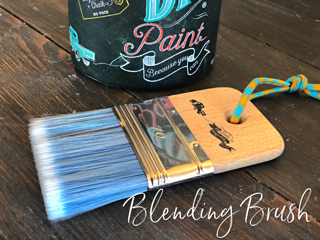 THE BLENDING BRUSH - Made in Italy Exclusively for DIY Paint