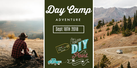 Copy of Bootcamp Ticket DIY Day Camp Fairview TN Sept 18th 2018