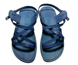 Blue Star Handmade Leather Sandals for Men, Women & Children