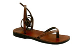 VEGAN Ankle-Strap Sandals For Men & Women - Handmade Vegan Sandals - Sandali_Sandals