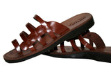 Leather Sandals - Brown Sky Handmade Leather Sandals for Men & Women