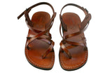 VEGAN Triple Sandals For Men & Women - Handmade Vegan Sandals - Sandali_Sandals