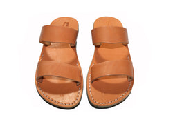 Caramel Bio Handmade Leather Sandals for Men, Women & Children - Sandali_Sandals