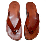 Leather Sandals - Caramel Surf Handmade Leather Sandals for Men & Women