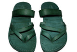 Green Moon Handmade Leather Sandals for Men, Women & Children - Sandali_Sandals