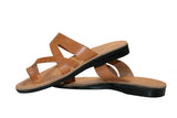 Leather Sandals - Brown Zing Handmade Leather Sandals for Men & Women