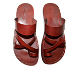 Children Leather Sandals for Boys & Girls - Bath Design - Handmade Toddler Jesus Sandals - Sandali_Sandals