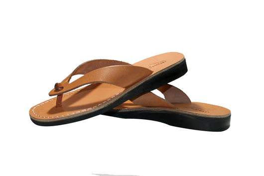 4f413df3d3a4 Leather Sandals - Caramel Surf Handmade Leather Sandals for Men ...