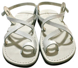 Green Roxy Handmade Leather Sandals for Men, Women & Children