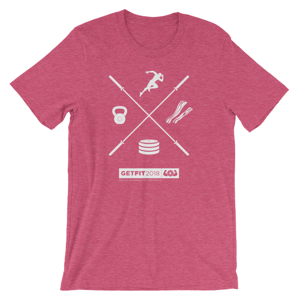 BACON & BARBELLS TEE
