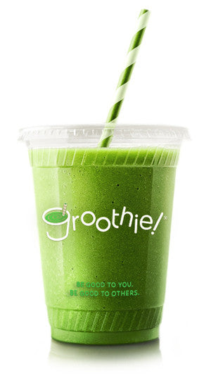 The Groothie Smoothie