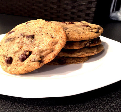 Tipsy Treat: Kahula Chocolate Chip Cookies