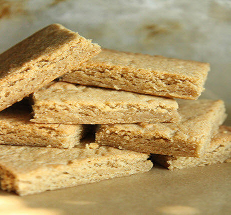 Spicy Danish Blondes (8 bars)