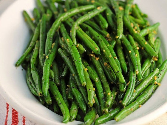 Fresh Seasoned Green Beans