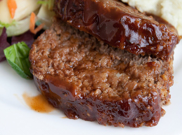 Kids' Turkey Meatloaf