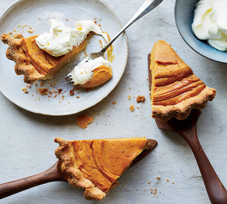 Sweet Potato Cheesecake Pie (6 inch)