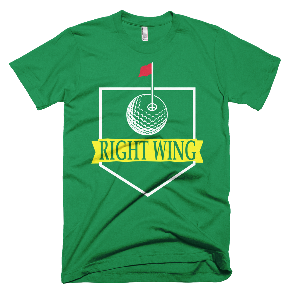 Right Wing Masters T-Shirt - Kelly Green