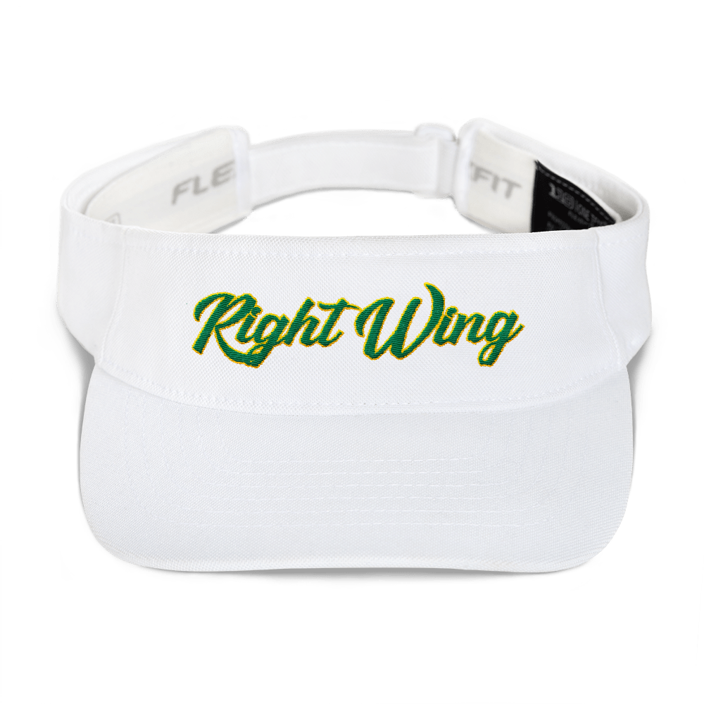 Right Wing Masters Tour Visor