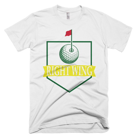 Right Wing Masters T-Shirt - White